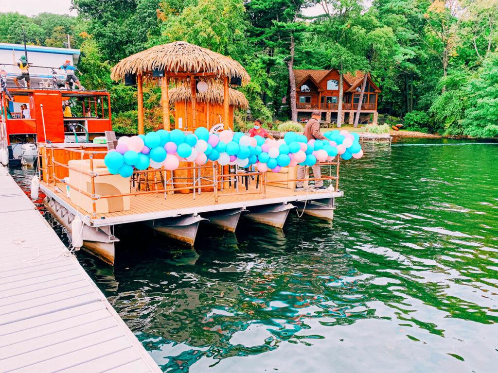 Tiki Boat Charter